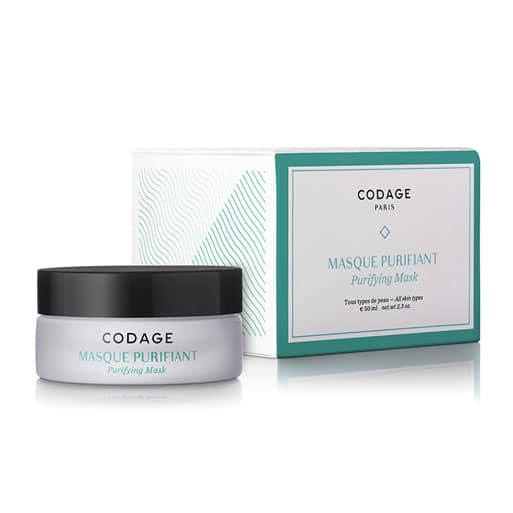 Masque Purifiant codage