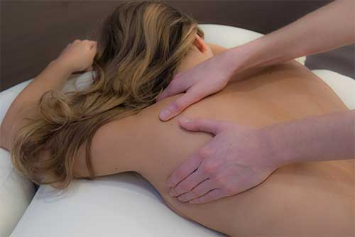 massage antistress zen