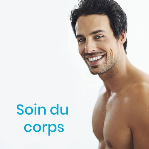 soin corps massage homme