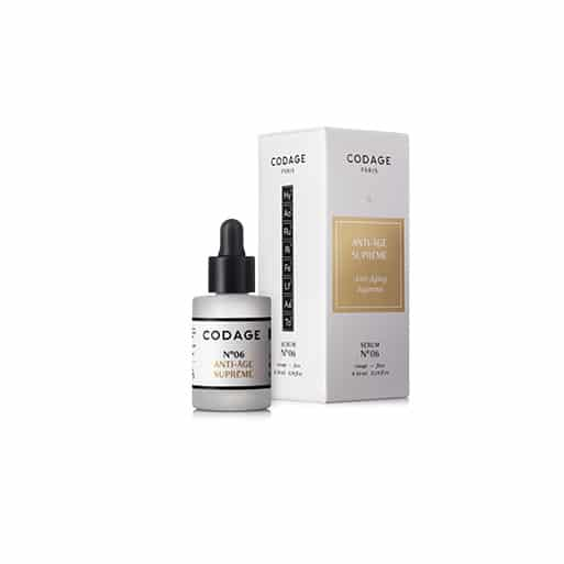 codage serum 6 10ml