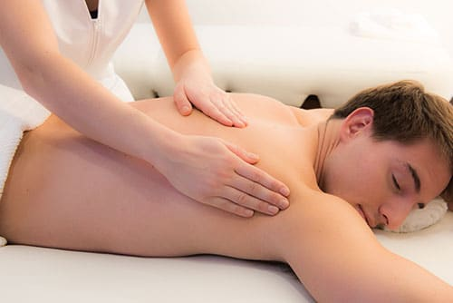 massage homme à paris