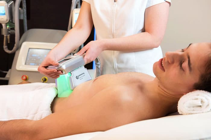programme minceur cryolipolyse homme